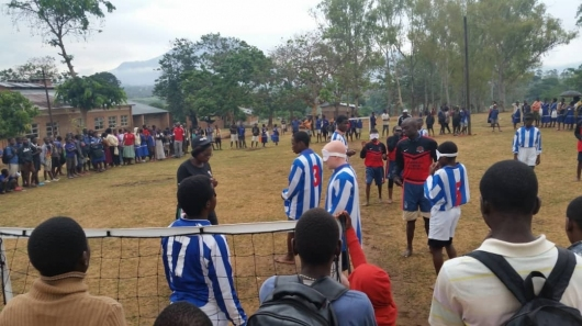 'The Birth of Blind Football in Malawi'Documentary Released